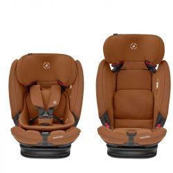 Maxi-Cosi Titan Pro G-Cell autós gyerekülés 9-36 kg - authentic cognac