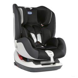 Chicco Seat UP IsoFix autós gyerekülés 0-25 kg - Jet Black