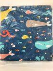 Ovis ágynemű huzat - tengerek élővilága