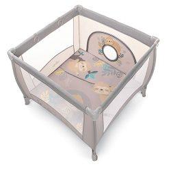 Baby Design Play UP utazó járóka - beige 2020