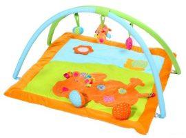 BabyOno Játszószőnyeg oroszlán 110x110 cm - 1150
