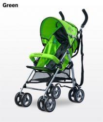 Caretero Alfa sport babakocsi - Green