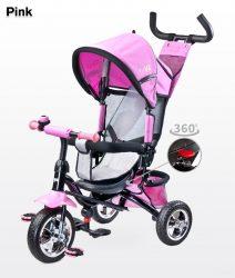 Toyz Timmy Tricikli - Pink