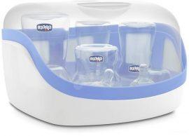 Chicco SterilNatural Maxi - Mikrohullámú sütőben használható sterilizáló