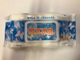 Axxo Fresh 72 darabos kupakos baba törlőkendő