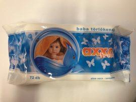 Axxo Fresh 72 darabos baba törlőkendő