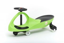 BoboCar gumikerékkel - Zöld