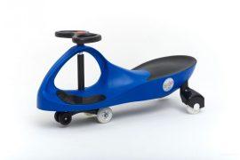 BoboCar gumikerékkel - Kék