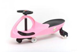 BoboCar gumikerékkel - Pink