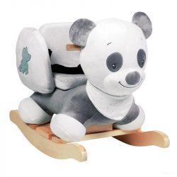 Nattou plüss hintázó állatka Loulou, Lea & Hyppolite - Loulou, a panda - 963367