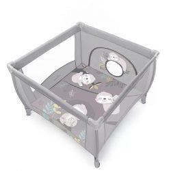 Baby Design Play utazó járóka - 07 Light Grey 2020
