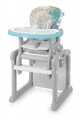 Baby Design Candy 2-1 Multifunkciós etetőszék - 05 Turquoise 2019