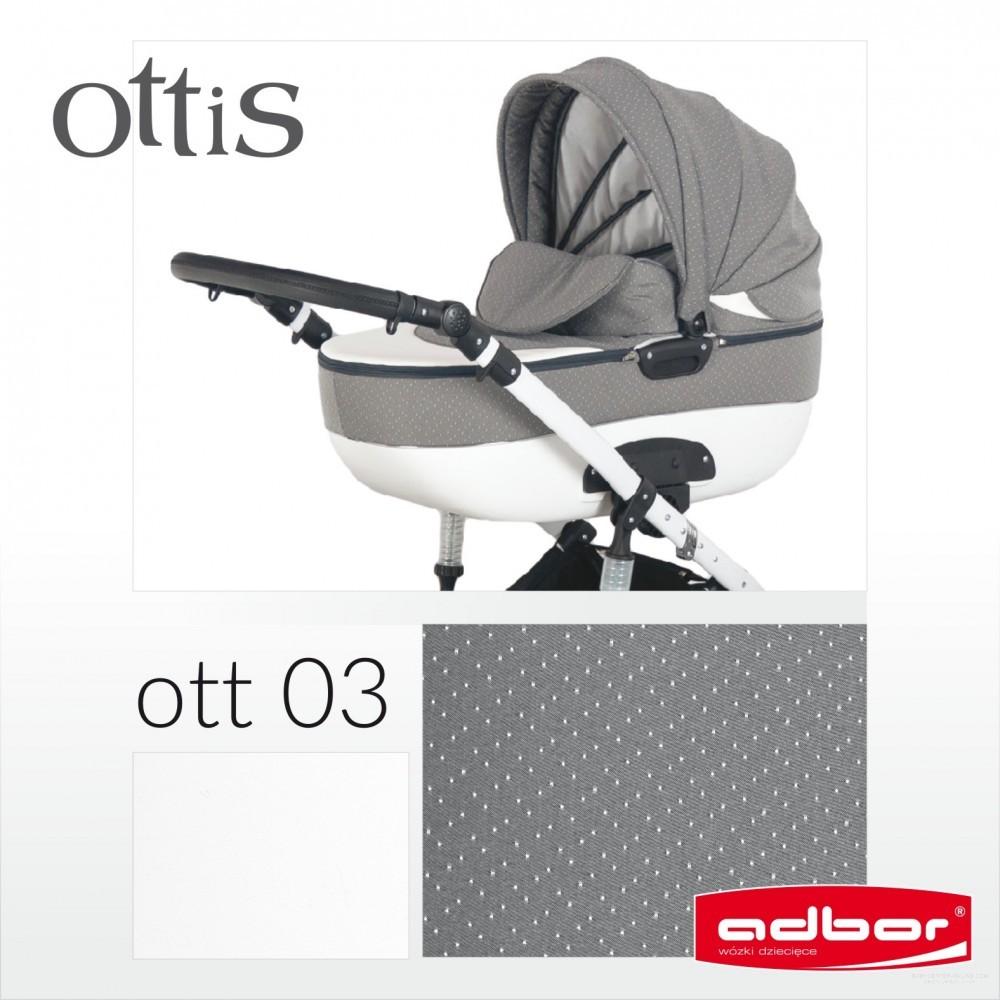 Adbor Ottis 3-1 multifunkciós babakocsi - ott 03 af564a0e71