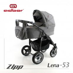Adbor Zipp 3-1 multifunkciós babakocsi - Lena 53