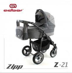 Adbor Zipp 3-1 multifunkciós babakocsi - Z 21