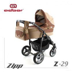 Adbor Zipp 3-1 multifunkciós babakocsi - Z 29
