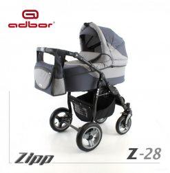Adbor Zipp 3-1 multifunkciós babakocsi - Z 28
