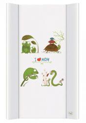 Ceba pelenkázó lap merev 2 oldalú 50x80 - Nature I Love Mom