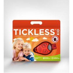 Tickless Ultrahangos kullancsriasztó KID - Narancs