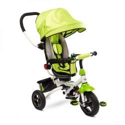 Caretero Toyz Wroom tricikli tolókarral - Green