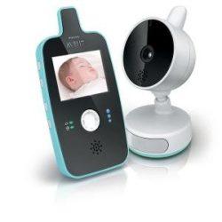 Avent SCD 603 Digitális videófunkcióval rendelkező baba monitor