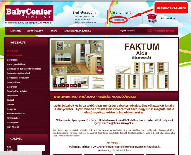 Törzsvásárlói kártya felhasználási szabályzat - Babycenter-Online ... 55395440b6
