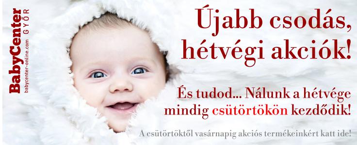 baba webáruház törzsvásárlói kártya - Babycenter-Győr