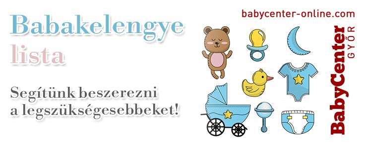 BabyCenter-Online - Bababolt Győr